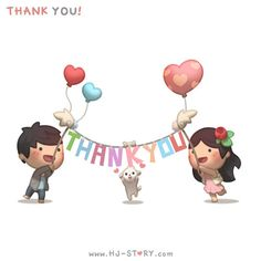 HJ-Story :: Thank You | Tapastic - image 1