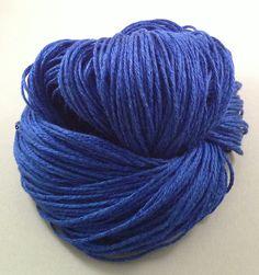 String Seta Lina, 30 zijde 70 linnen of omgekeerd, $40!?!?!?, 100gr = 165m, een prachtige kleur maar belachelijke prijs, maar ja dat is Amerikaans.