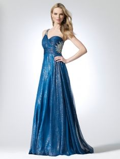 Probably the most over-the-top dress I've ever liked.