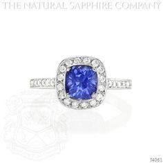 Stunning saphire