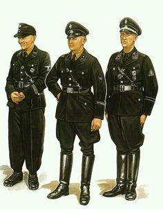 SS Uniforms