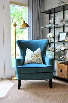 Best Sources for Affordable Accent Chairs | Pinterest | Room ...