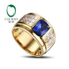 Promotion 14K Yellow Gold 3.1ct Tanzanite & Natural Diamond Engagement Wedding Mens Ring,   Engagement Rings,  US $2890.00,   http://diamond.fashiongarments.biz/products/promotion-14k-yellow-gold-3-1ct-tanzanite-natural-diamond-engagement-wedding-mens-ring/,  US $2890.00, US $2890.00  #Engagementring  http://diamond.fashiongarments.biz/  #weddingband #weddingjewelry #weddingring #diamondengagementring #925SterlingSilver #WhiteGold
