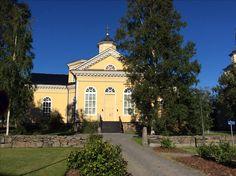 Kronoby kyrka