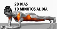 No Equipment, 7 Minute Abs & Core Workout Fitness Workouts, Sport Fitness, Easy Workouts, Fitness Diet, Yoga Fitness, At Home Workouts, Health Fitness, Workout Routines, Workout Plans