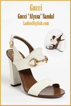 Gucci 'Alyssa' Sandal