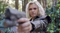 First photo of Clarke in season 5 #the100