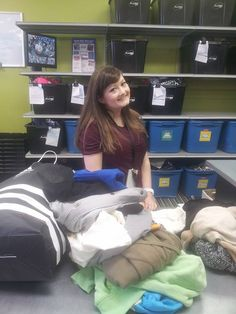 Jess has been working hard going through YOUR buys! Bring in your gently used #clothes & get CASH ON THE SPOT! | www.platosclosetnewmarket.com