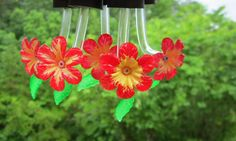 How to Make a Hummingbird Feeder Stopper