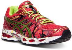 Asics Men's GEL-Nimbus 16 NYC Running Sneakers from Finish Line