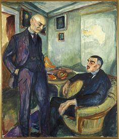 Munch - Lucien Dedichen and Jappe Nilssen - Jappe Nilssen - Wikipedia