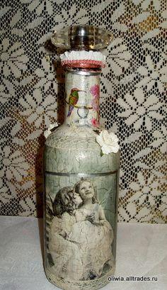 Altered bottles Oliwia Kshessinskaja