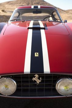 Now that is a hood stripe.