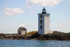 Rhode Island Lighthouses - Rhode