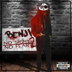 My cover for Benji (Chief Keef's Glo Gang member) for No Sight No Fear 2