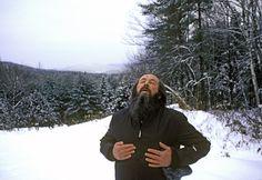 Harry Benson, Aleksandr Solzhenitsyn, Cavendish, Vermont, 1981