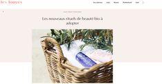 Melvita - Les louves  Brand Content sur Les nouveaux rituels de beauté Creme Anti Age, Laundry Basket, Content, Laundry Hamper