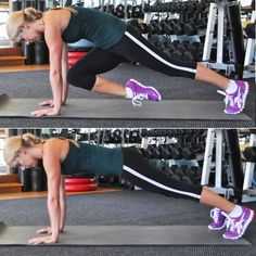 HIIT Abs Workout: Burn Belly Fat in 10 Minutes   Shape Magazine