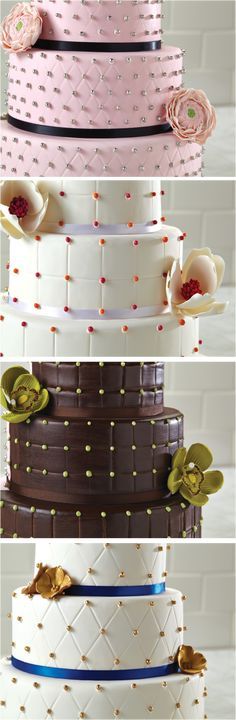 Recreate these cakes with these essential Cake Boss cake decorating tools. Click on the image to get product links.