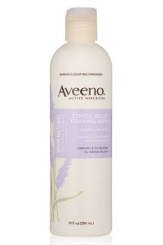 The five best bubble baths, ranked. They're so soothing, you won't want to leave the tub.  Aveeno Stress Relief Foaming Bath, $6; drugstore.com