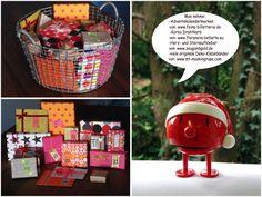 Nicole grüßt aus Bonn und schickt Ihren Adventsbeitrag. Gleich ein ganzer Korb voller Ideen. Und zusätzlich gleich mit digitalem Einkaufszettel. Advent, Flora, Popcorn Maker, Xmas, Kitchen Appliances, Bonn, Sticker, Shopping, Calendar