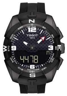 e48da22cc7c Tissot T-Touch Expert Solar Watch Review Tissot Uhren
