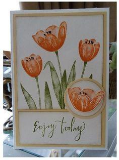 Phoenix Inspirations: Tranquil Tulips