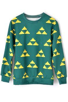 ▲ Triforce (Legend of Zelda) Sweatshirt △