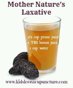 Mother Natures Laxative