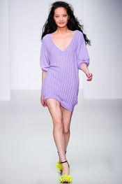 Sister by Sibling -  Pasarela London Fashion Week S/S 2014