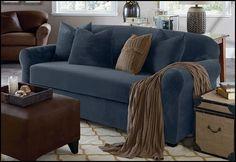 Sure Fit Plush sofa Slipcover