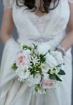 Bouquet fleur blanche... ...