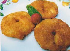 Nutriguía: Buñuelos de manzana