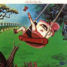 Little Feat Sailin' Shoes 1972