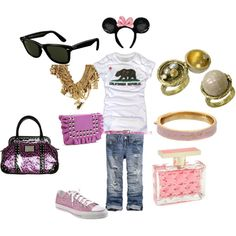 Disneyland Outfit, created by holidayhottie.polyvore.com