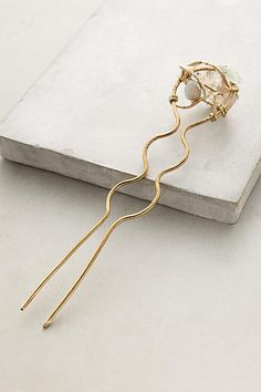 Empra Hairpin - anthropologie.com