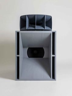 Commanding and retro, low-tech and sculptural, the speakers have amassed a fanbase that includes Supreme, Saturdays NYC, and Virgil Abloh. Open Baffle Speakers, Hifi Speakers, Hifi Audio, Off White Store, Off White Designer, Floor Standing Speakers, Altec Lansing, Saturdays Nyc, Speaker Design