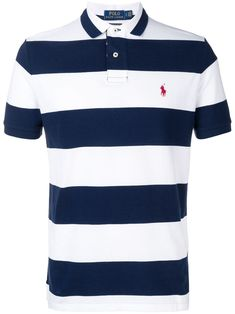 Polo Ralph Lauren presents a timelessly fashionable collection where classic style meets modern streetwear, and comfortable sportswear meets luxurious colours and textures. Polo Shirt Brands, Polo T Shirts, Golf Shirts, Ralph Lauren Store, Polo Ralph Lauren, Polo Shirt Design, Ralph Lauren Mens Shirts, Clothes Pictures, Striped Polo Shirt