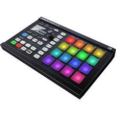 Native Instruments Maschine Mikro MK2 Groove Production Studio, Black, http://www.amazon.com/dp/B00940TI0K/ref=cm_sw_r_pi_awdm_CmYbxbTEECY7A