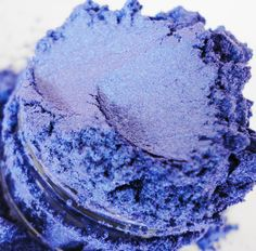 Celebrity Skin  Mineral Makeup Eyeliner  Eye Shadow  Sifter Jar Blue eyeshadow smokey eyes