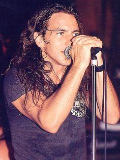 Ah, the 90s. Eddie Vedder