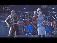 Nightwish - The Islander feat. Tony Kakko | Live at Rock in Rio 2015
