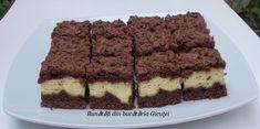 Romanian Food, Romanian Recipes, Nutella, Tiramisu, Ethnic Recipes, Desserts, Sweets, Tattoo, Tailgate Desserts
