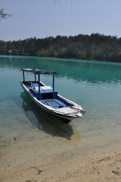 #pantai #beach #perahu #boat #hutan #forest #indonesia #pulausseribu