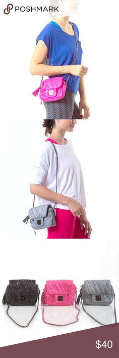 I just added this listing on Poshmark: 3 Pack: Mini Chic Bag, Assorted colors 1NY707. #shopmycloset #poshmark #fashion #shopping #style #forsale #Electric Yoga #Handbags
