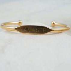 Engraved ID Bracelet, Alexandra Beth