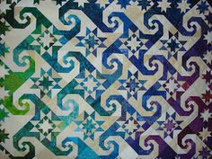 Free 10 Quilt Block Patterns | ... traditional quilts. I have always wanted to do a Snails Trail quilt