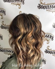 Beautiful Color Melt With Balayage Hair Painted Highlights   #getyourshineon #bootleggersbeautysalon #balayagehair #burlingtonncsalon #hairtrending2017 #beautifulhaircolor #joicosalon #hairprofessionals #colormelting