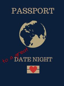 "Click to download printable PDF file. Assembly instructions (for 3.5"" x 5"" booklet): Download the PDF file of the Date Night Passport (above). Print the PDF file two-sided (page 2 on reverse of pag..."