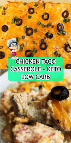 CHICKEN+TACO+CASSEROLE+–+KETO+/+LOW+CARB Chicken Taco Casserole, Chicken Taco Seasoning, Chicken Tacos, Microwave Peanut Butter Fudge, Avocado Enchiladas, Crispy Cheddar Chicken, Breaded Chicken Cutlets, Lemon Chicken Pasta, Fat Burning Soup